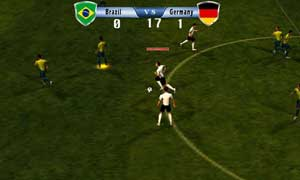Play Real Football 2014 Brazil - футбол на андроид
